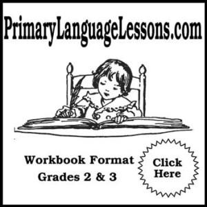 Primary Language Lessons workbooks